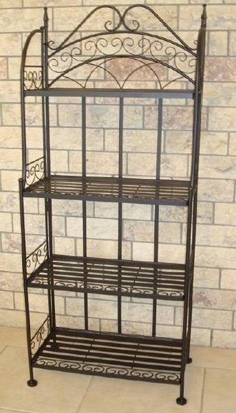 ambiente landhaus eisenregal petroleumofen shop. Black Bedroom Furniture Sets. Home Design Ideas